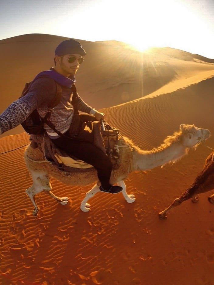Deserto do Saara em Marrocos: uma viagem especial