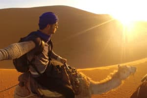 partir au maroc