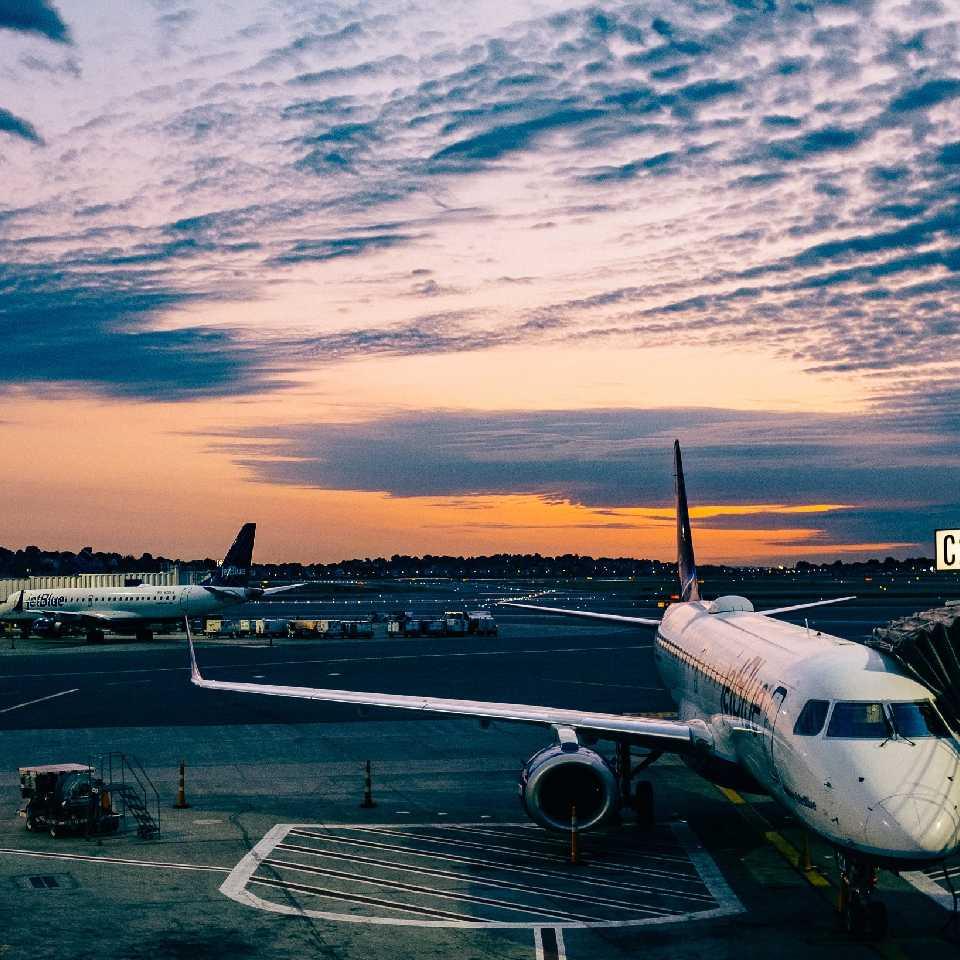 Accéder à internet dans les aéroports
