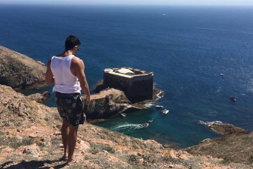 Paraíso em Portugal : arquipélago das Berlengas