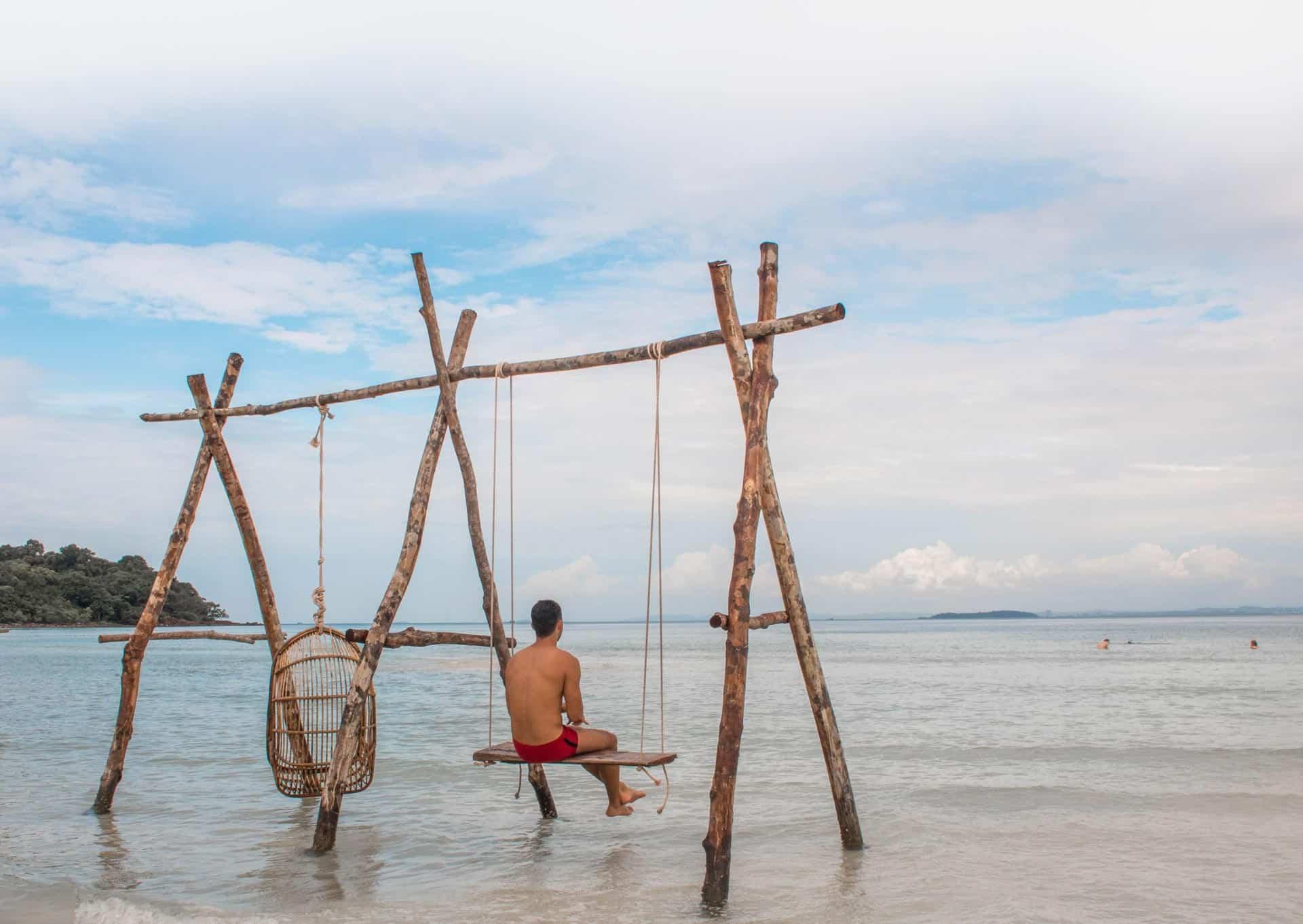 Cambodge plage, beautés naturelles et temples