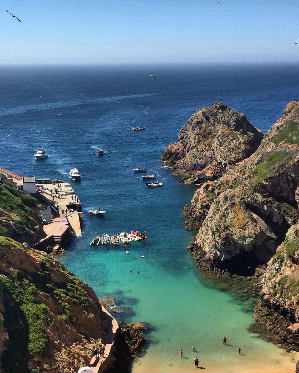 O paraíso em Portugal: Arquipélago das Berlengas