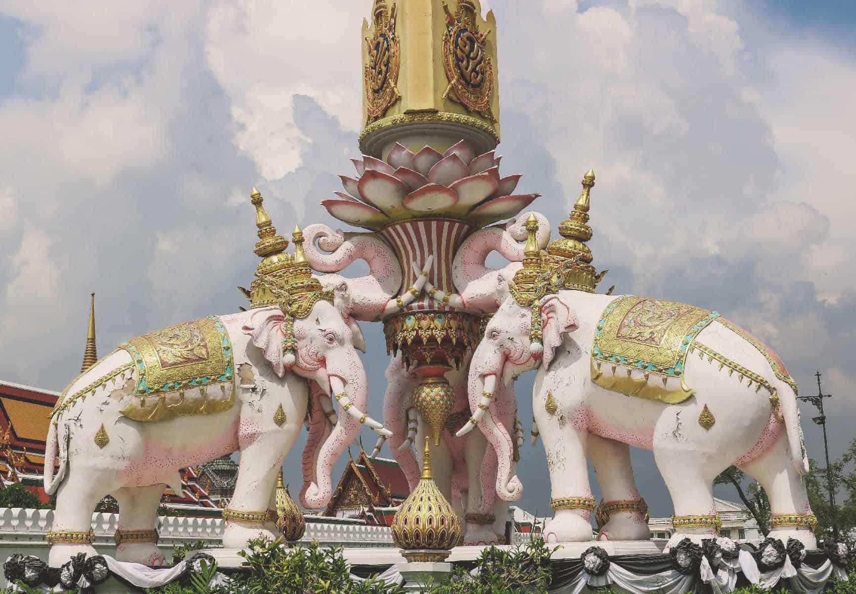 Que signifie l'éléphant en Thaïlande ?