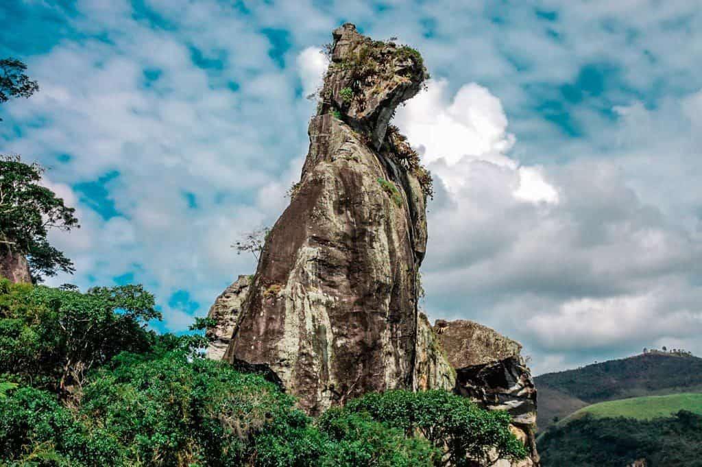 Pedra do cão Sentado - Nova Friburgo