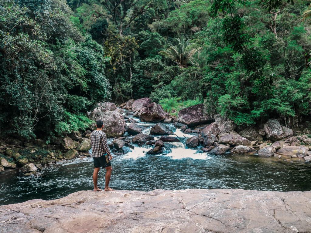 Encontro dos Rios em Lumiar, Nova Friburgo - RJ