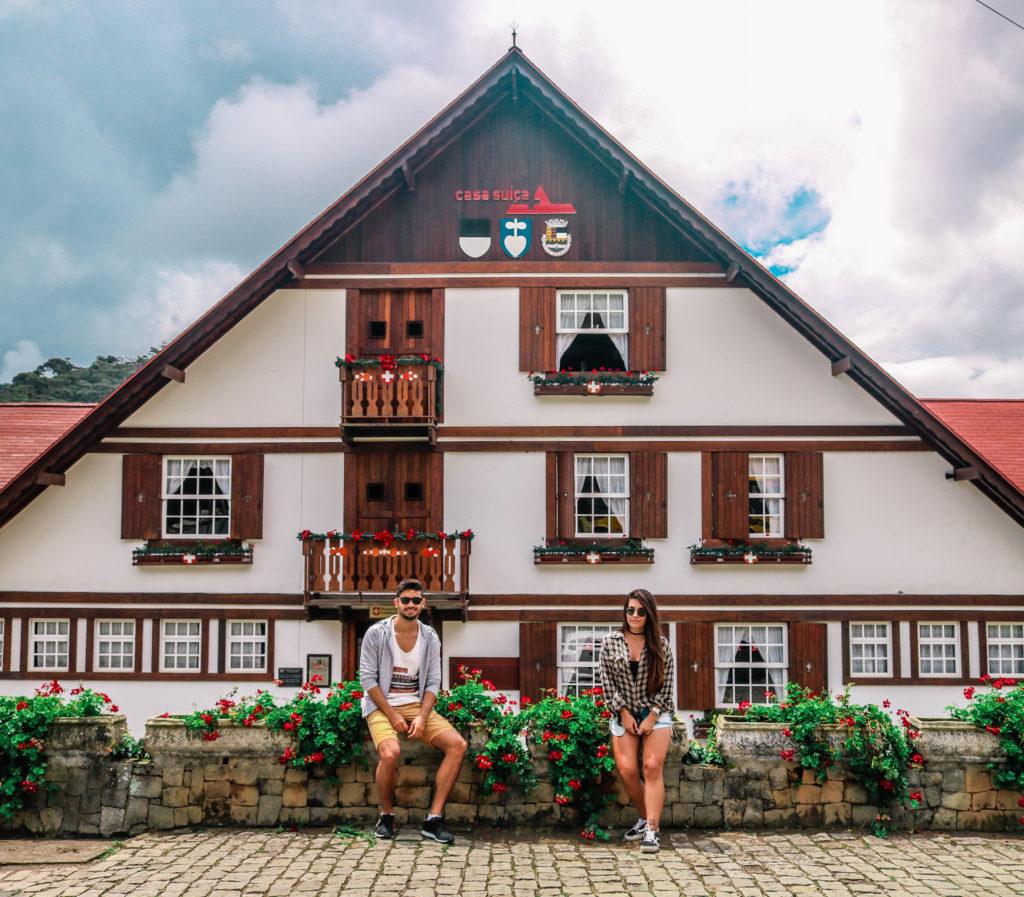 Casa suiça - Nova Friburgo rio de janeiro