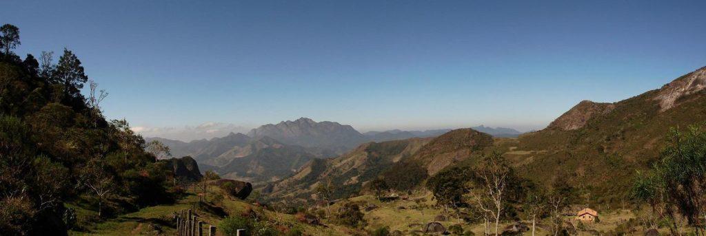 Vista panorâmica - Salinas Três Picos / Foto: Rafael Loureiro
