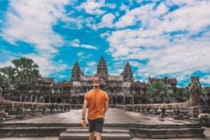 Cambodge plage