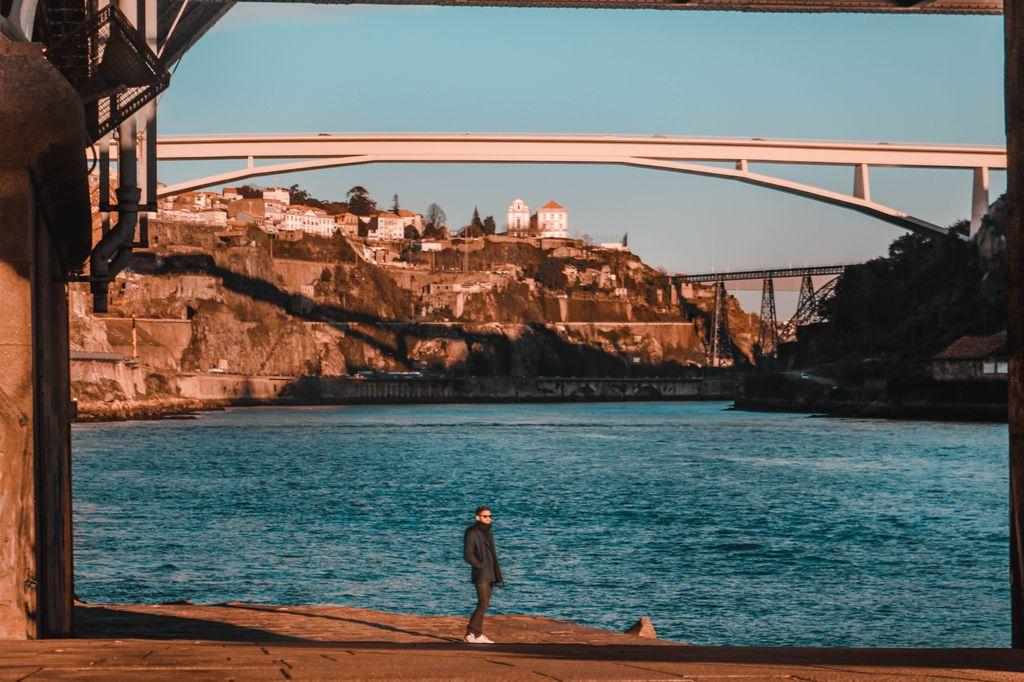 Fleuve Douro Porto