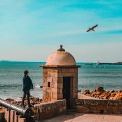 Fort de Nossa Senhora das Neves à Matosinhos.