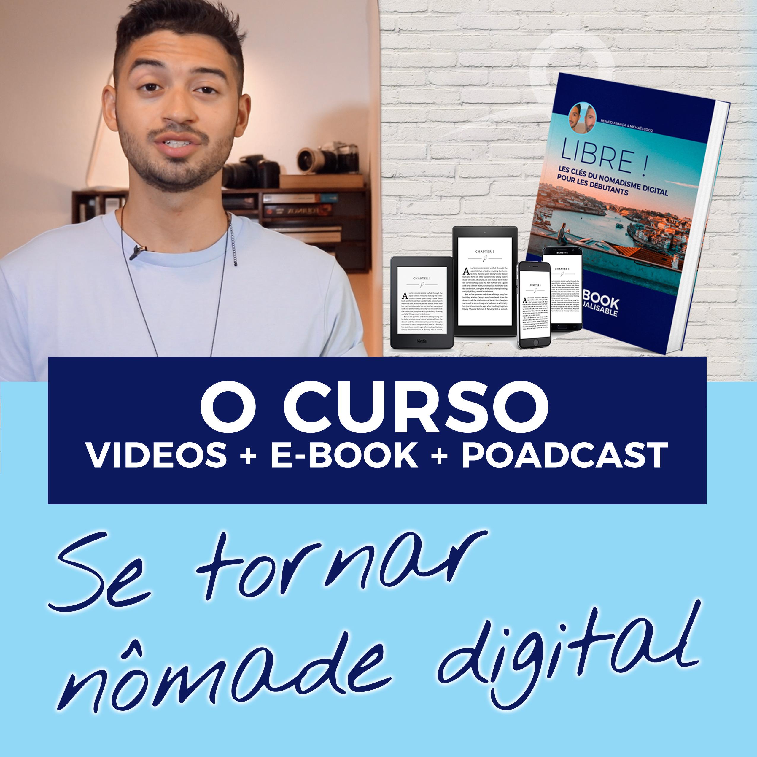 Se tornar nômade digital: o curso completo online