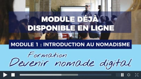 formation digital nomad