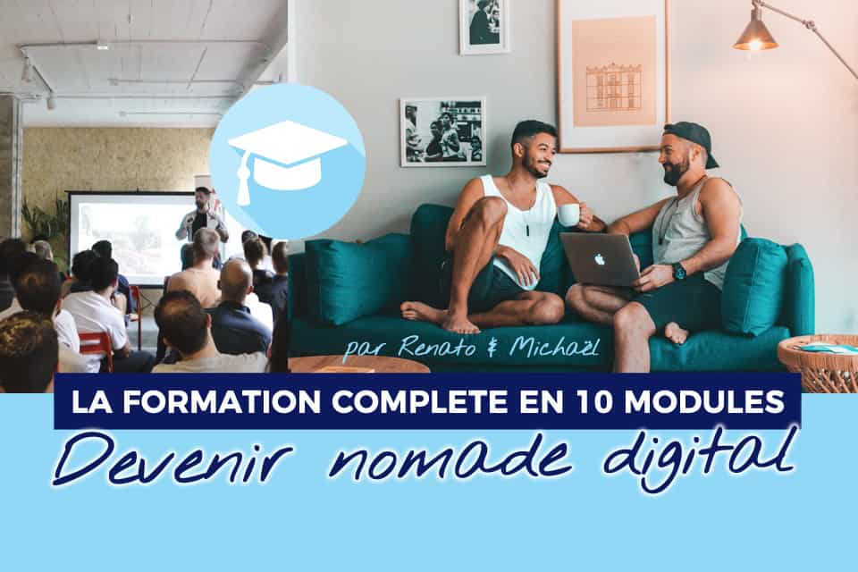 formation digital nomad
