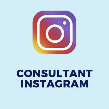consultant instagram