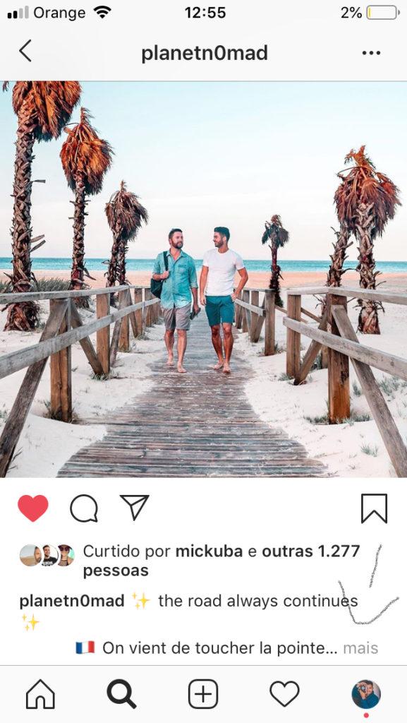 légendes instagram