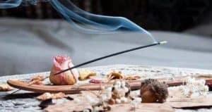 incenso para meditação guiada em portugues