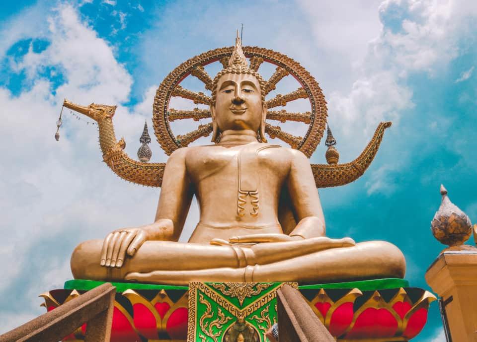 Meditação guiada na Tailandia