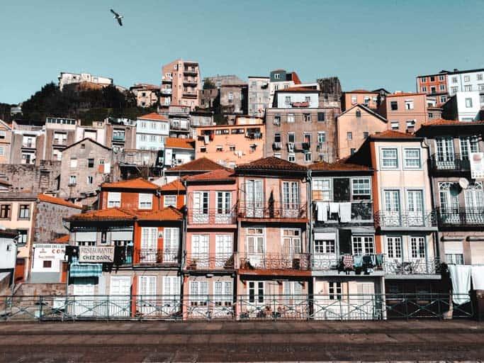 Maison typiques de Porto