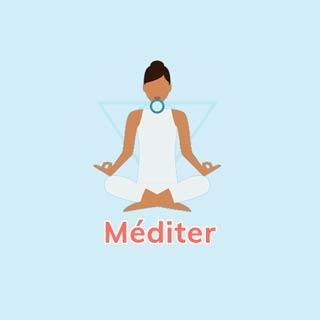 Méditation guidée: savoir lâcher prise et retrouver la paix intérieure