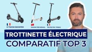trottinette electrique adulte