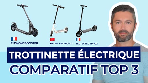 Trottinette électrique adulte: la sélection 2019