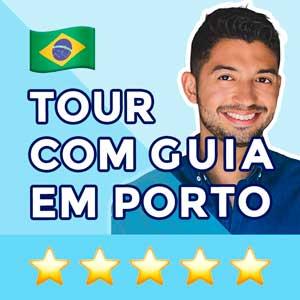 Tour com guia brasileiro em Porto