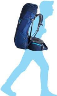 mochila para viajar