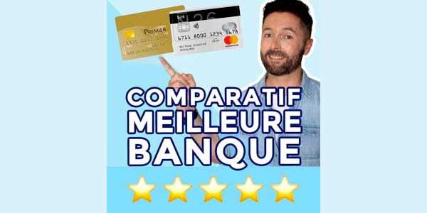 Comparatif banque en ligne 2019 | Code PROMO 200€ OFFERTS
