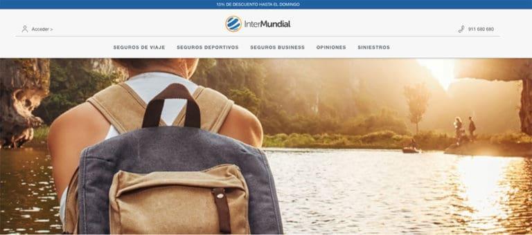 Seguro de viajes Intermundial