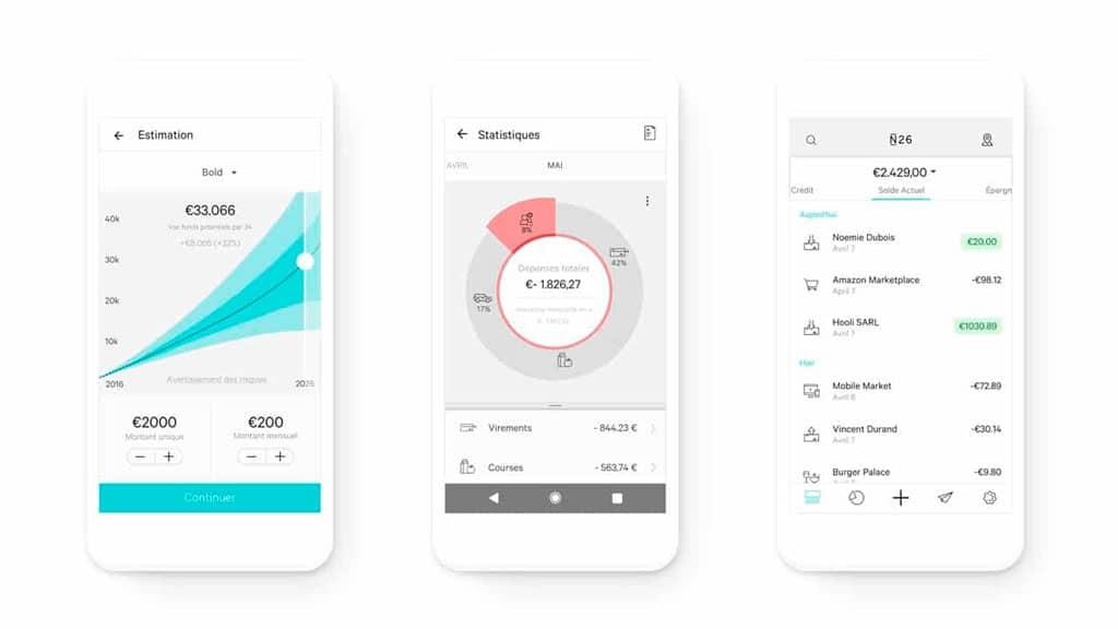 tarjeta n26 app