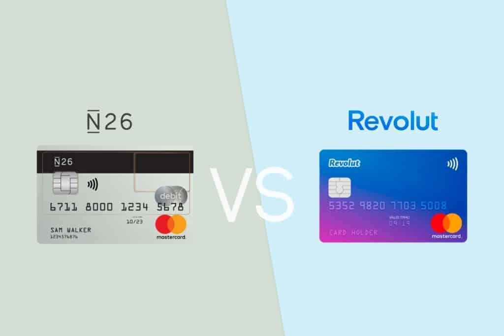 N26 ou Revolut