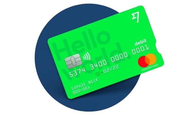 Cartão transferwise