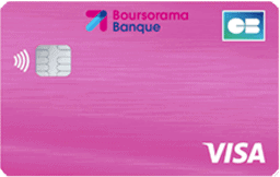 carte boursorama classic