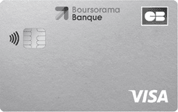 carte welcome boursorama banque