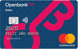 tarjeta banco online openbank