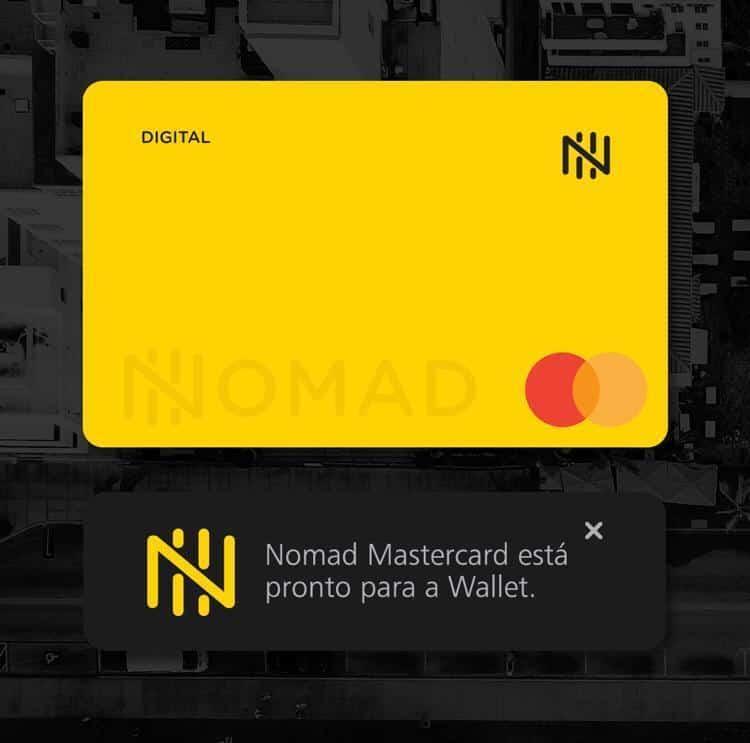Cartão Nomad Bank