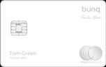 bunq tarjeta premium supergreen