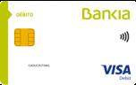 tarjeta banco online bankia